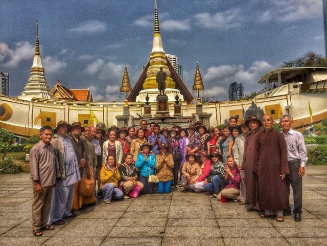 Chuyên tour Campuchia - Thái Lan giá siêu rẻ - Ảnh 1.