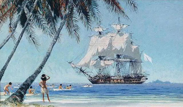 Tập tục tình dục kỳ lạ: những gái ngoan ở Tahiti - Ảnh 6.