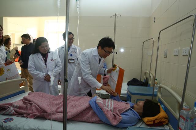 Nghiên cứu tìm mô hình quản trị bệnh viện phù hợp - Ảnh 1.