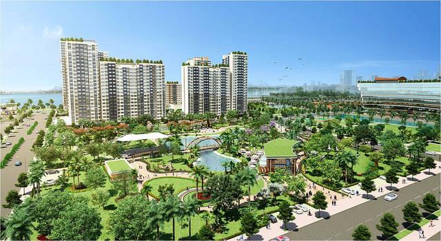 New City Thủ Thiêm - cam kết 'xây xong mới mở bán' - Ảnh 2.