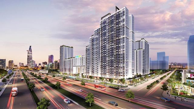 New City Thủ Thiêm - cam kết 'xây xong mới mở bán' - Ảnh 1.