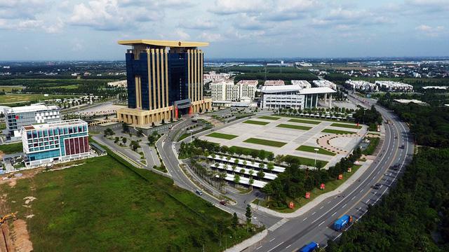Tăng tốc liên kết vùng với thành phố mới Thủ Dầu Một - Ảnh 1.