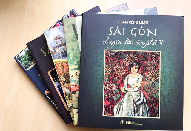 Sài Gòn của hôm qua, của hồi ức và kỷ niệm, của nhớ và quên - Ảnh 3.