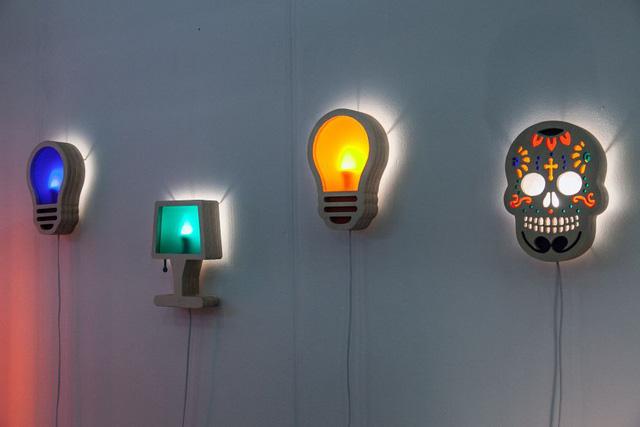 Bộ sưu tập đèn ngủ ấm cúng và gợi cảm - Ảnh 12.