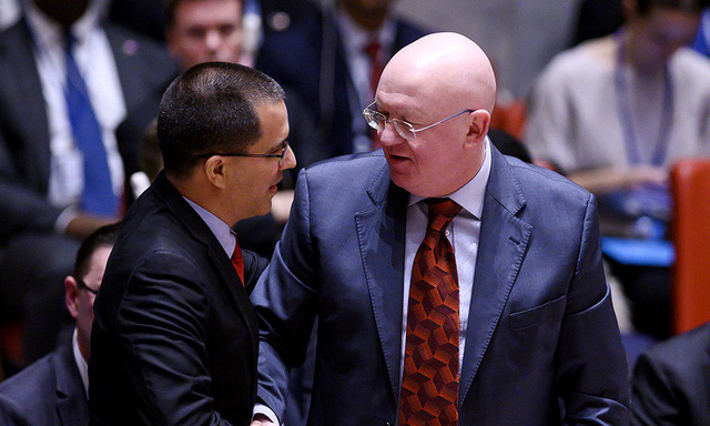 Tranh cãi nảy lửa về Venezuela tại Hội đồng Bảo an