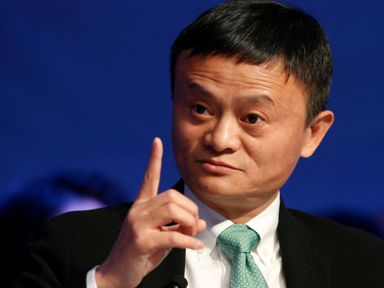 ong jack ma - anh: reuters
