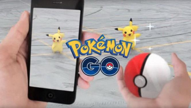 Cácứng dụng trở thànhchuyên gia Pokémon Go