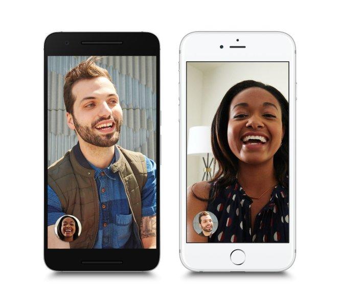 Vừa ra mắt, Google Duo vượt mặt Pokémon Go lẫn Facebook Messenger