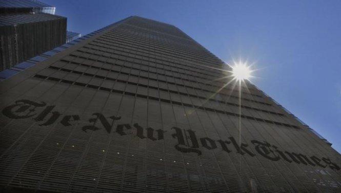 Mỹ nghi tin tặc Nga tấn công New York Times và các tờ báo khác