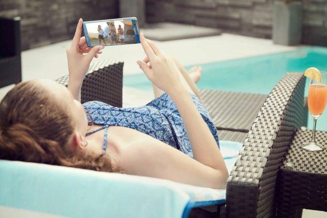 Galaxy Note7 mang trải nghiệm TV cao cấp lên smartphone