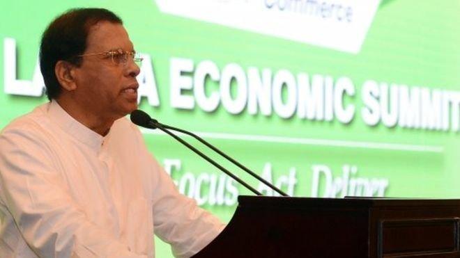 Thiếu niên Sri Lanka tấn công trang mạng của tổng thống