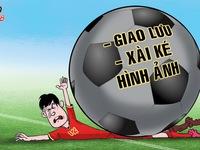 Lạm dụng và lợi dụng U23 Việt Nam