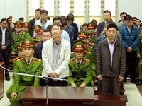 Tạm dừng phiên tòa xét xử Trịnh Xuân Thanh
