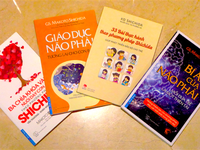 """Shichida và tủ sách """"giáo dục từ thuở còn thơ"""""""