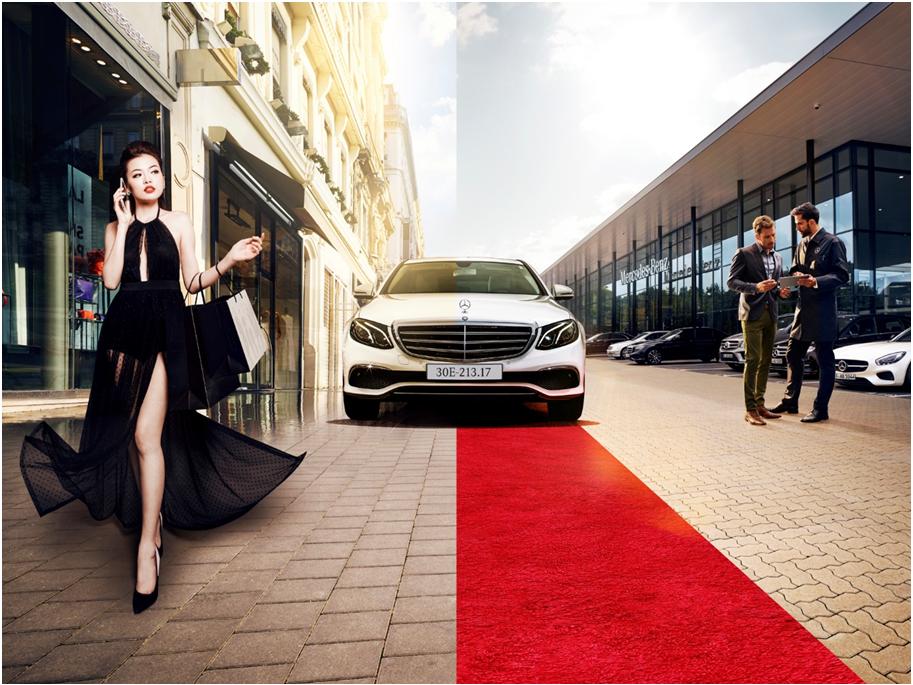 Nhiều ưu đãi hấp dẫn dành cho khách hàng sở hữu Mercedes E- và S-Class - Ảnh 1.