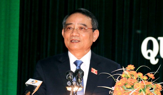 Ông Trương Quang Nghĩa: Giám sát BOT, của anh của em lộ ra hết - Ảnh 1.