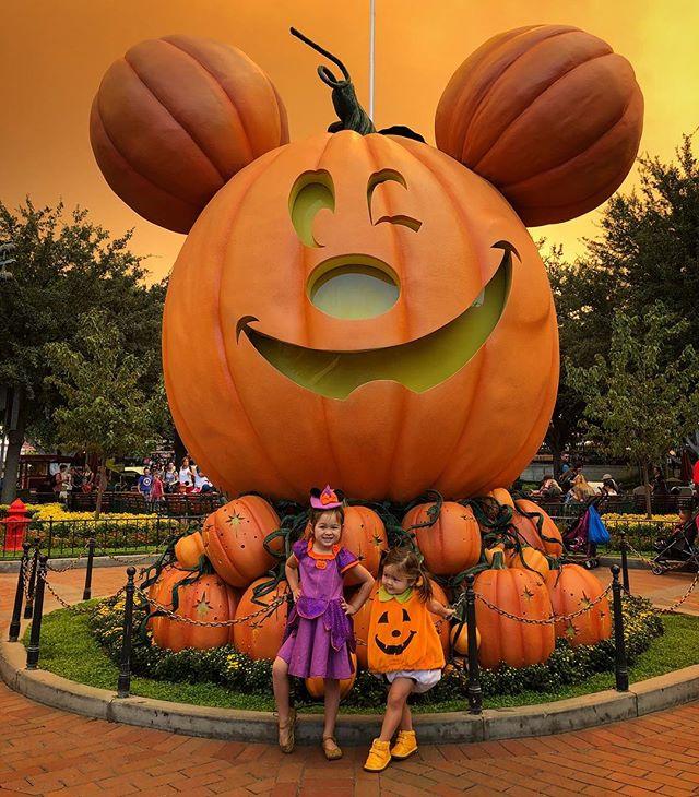 Cháy rừng khiến trời công viên Disneyland như trong phim ma - Ảnh 8.