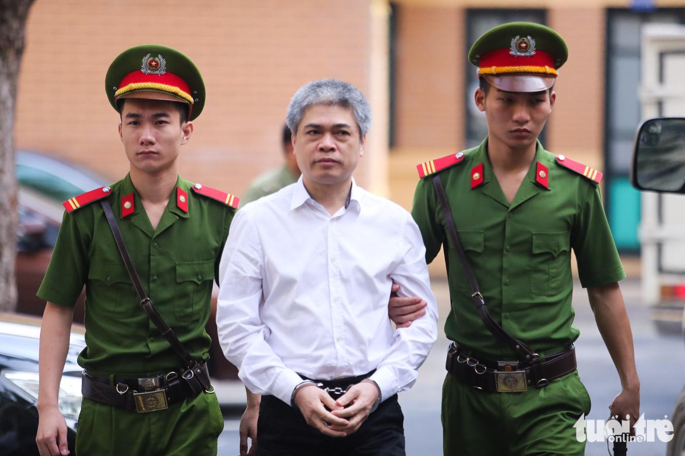 Luật sư nói tử hình Nguyễn Xuân Sơn liệu quá vội vàng? - Ảnh 1.