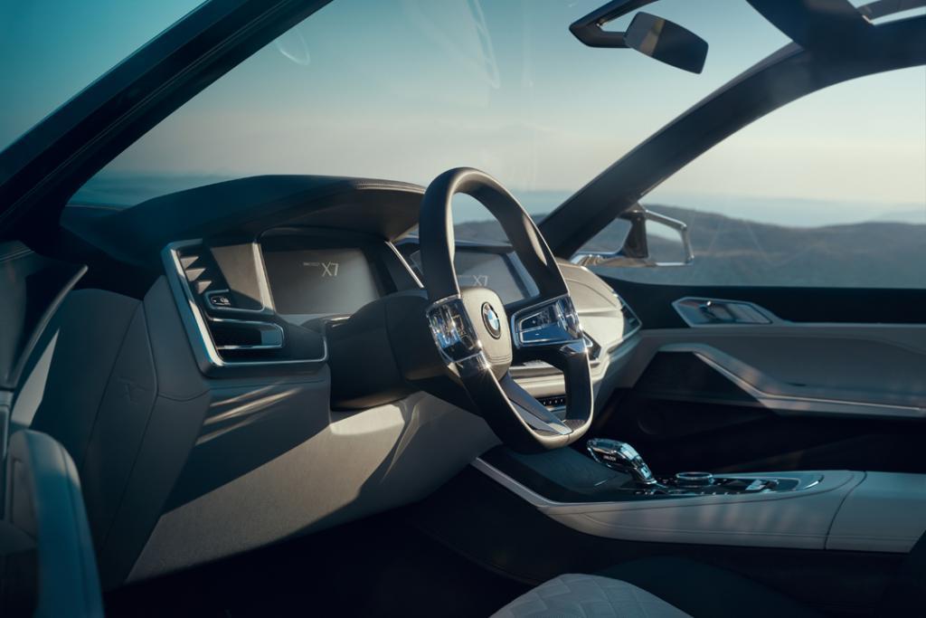 Ngắm BMW X7 iPerformance tại triển lãm Frankfurt: rộng rãi và tinh tế - Ảnh 3.