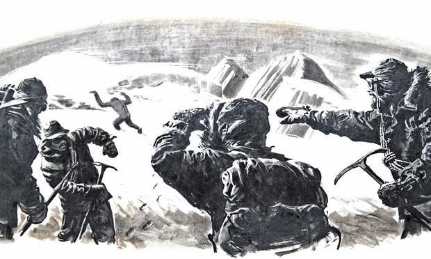 Người tuyết, người rừng chỉ là... gấu lớn - Ảnh 2.