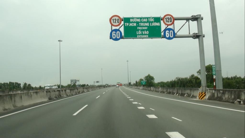 1.500 tỉ đồng làm đường nối Võ Văn Kiệt - cao tốc TP.HCM-Trung Lương - Ảnh 1.