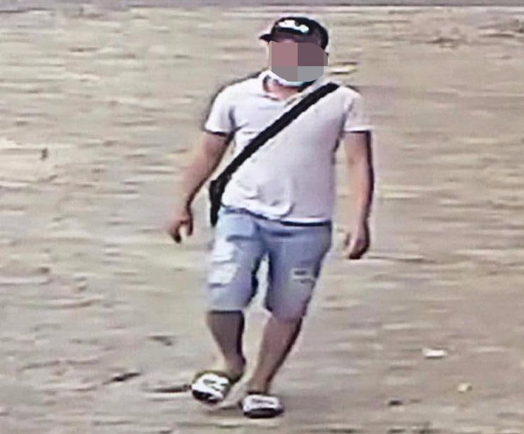 Trích camera truy lùng kẻ cướp Grab Bike vùng ven Sài Gòn - Ảnh 1.