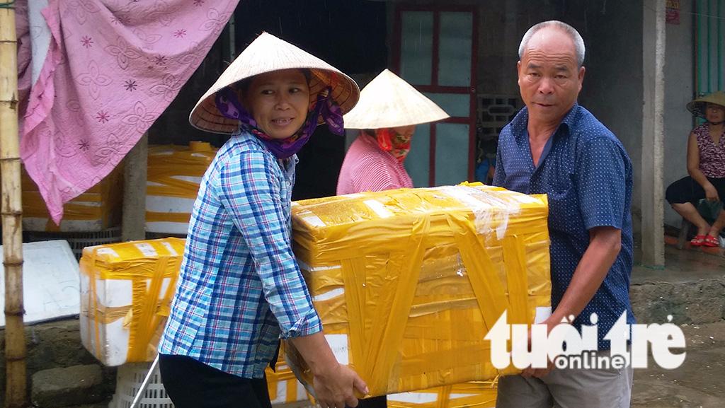 Hà Tĩnh sơ tán hơn 47.000 người trước bão số 10 - Ảnh 1.