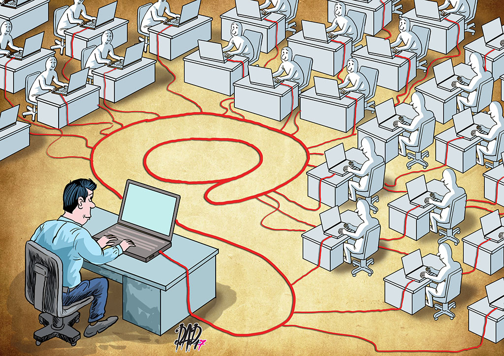 Áp dụng công nghệ để bớt họp, Mỹ làm được, còn ta? - Ảnh 1.
