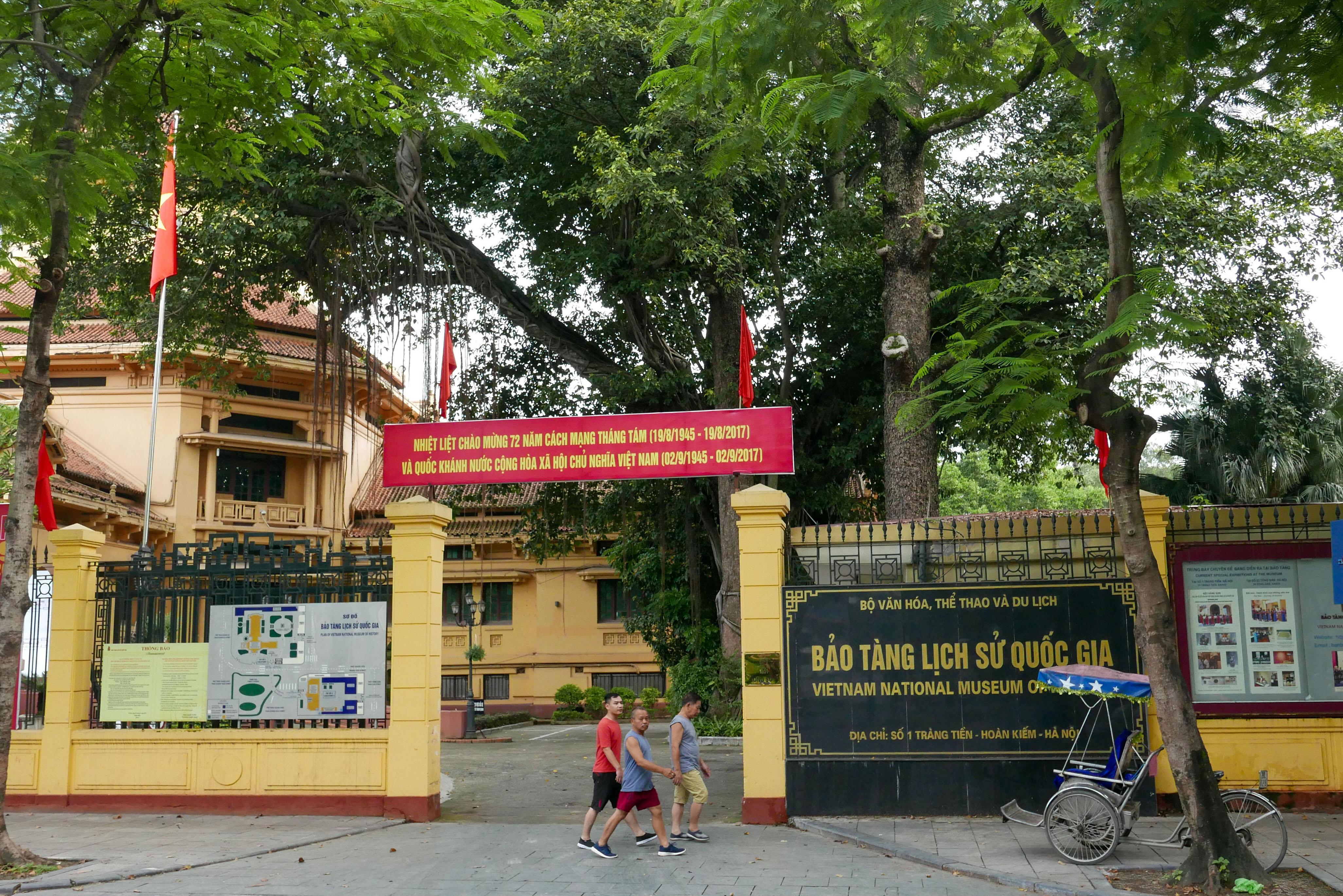 Bảo tàng vắng như... chùa Bà Đanh, vẫn đòi 11.000 tỉ xây mới - Ảnh 7.