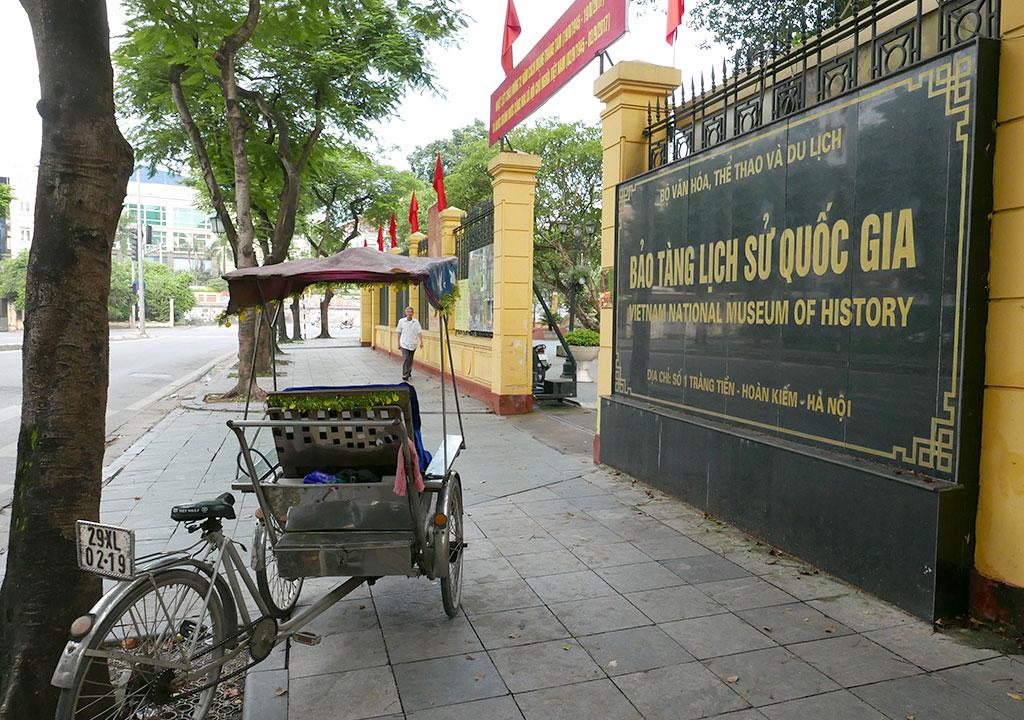Bảo tàng vắng như... chùa Bà Đanh, vẫn đòi 11.000 tỉ xây mới - Ảnh 2.