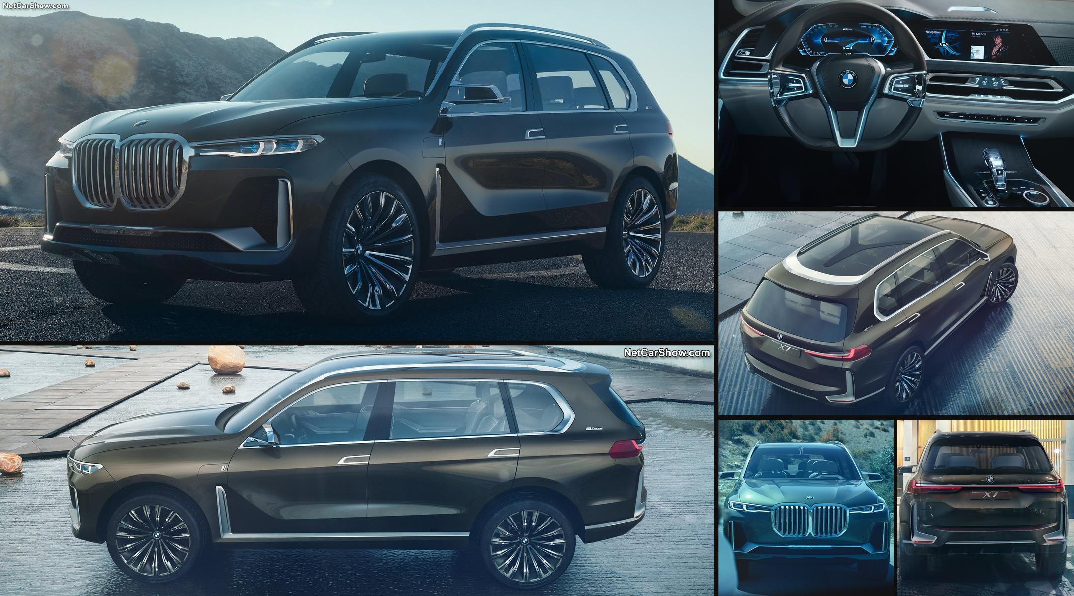 Ngắm BMW X7 iPerformance tại triển lãm Frankfurt: rộng rãi và tinh tế - Ảnh 7.