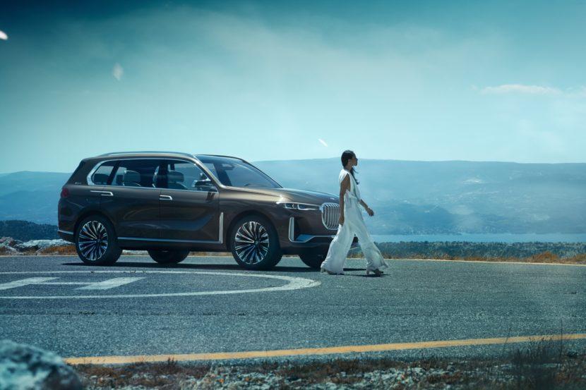Ngắm BMW X7 iPerformance tại triển lãm Frankfurt: rộng rãi và tinh tế - Ảnh 6.