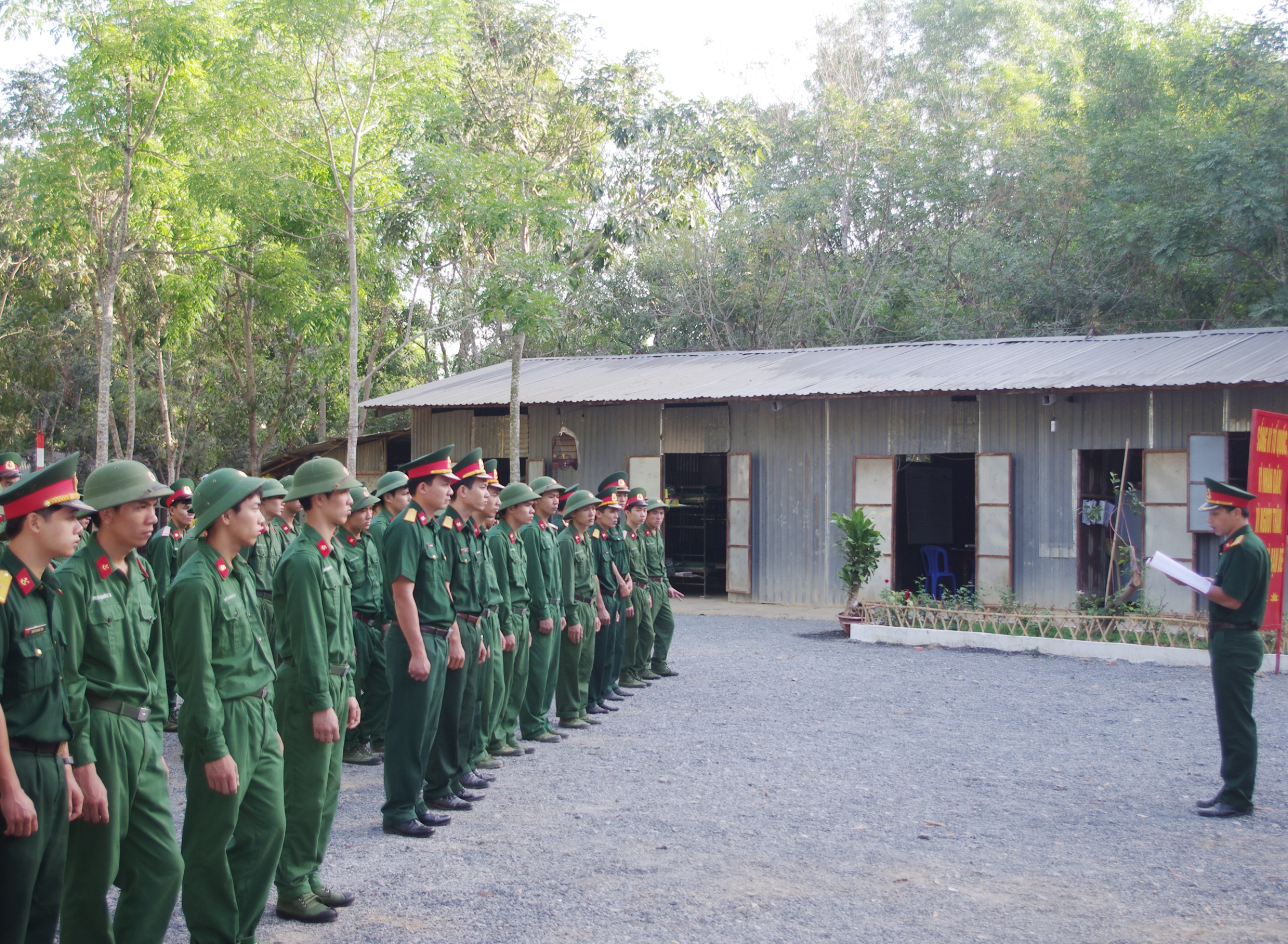 Công binh - những người lính du mục - Ảnh 2.