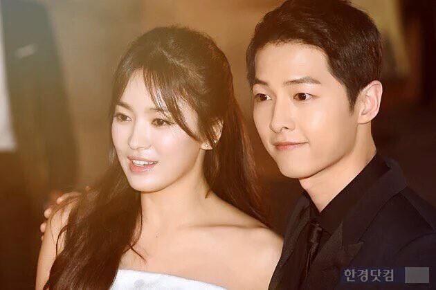 Những điều khiến fan phát điên trong đám cưới Song - Song - Ảnh 1.