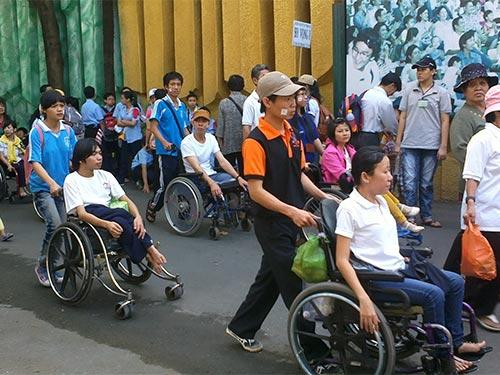 21,2 triệu USD thúc đẩy quyền của người khuyết tật tại Việt Nam - Ảnh 1.