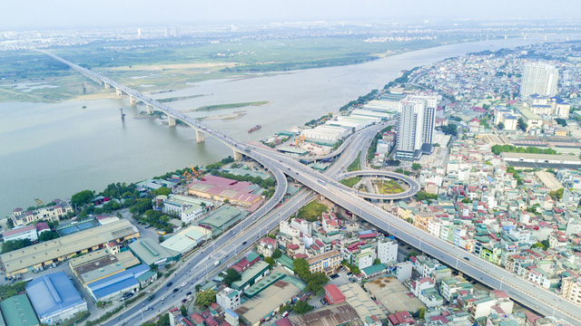 Hà Nội xây 14 cầu qua sông Hồng, sông Đuống - Ảnh 1.