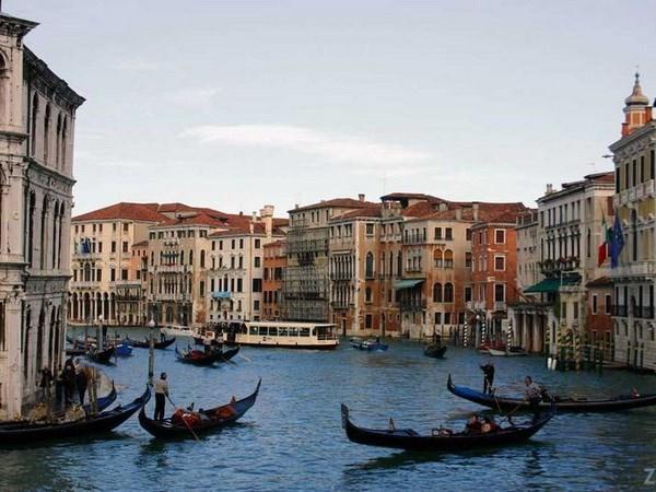 Ngành du lịch Ý đạt tăng trưởng mạnh trong mùa hè 2017 - Ảnh 1.