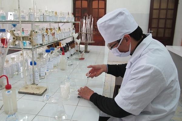 Giá cụ thể dịch vụ kiểm nghiệm mẫu thuốc - Ảnh 1.