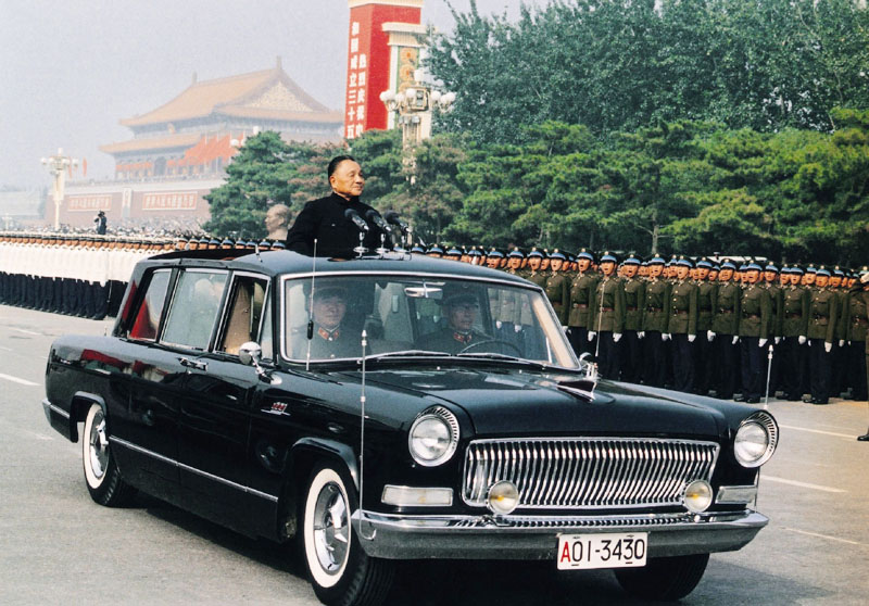 Khi Hồng Kỳ - xe hơi sang chở lãnh đạo Trung Quốc - lép vế trước BMW, Audi... - Ảnh 3.