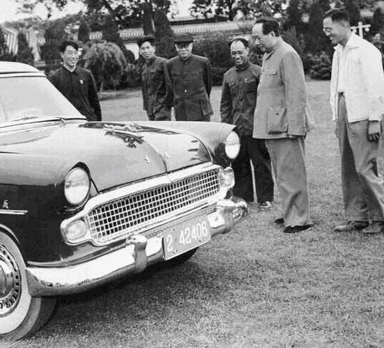 Khi Hồng Kỳ - xe hơi sang chở lãnh đạo Trung Quốc - lép vế trước BMW, Audi... - Ảnh 1.