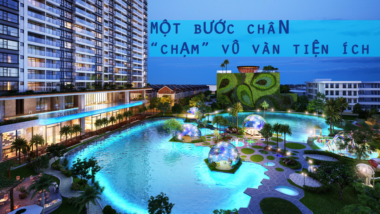 River Panorama: Mang tiện ích resort hạng sang về nhà - Ảnh 5.