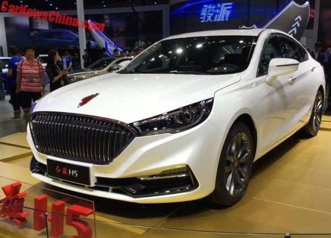 Khi Hồng Kỳ - xe hơi sang chở lãnh đạo Trung Quốc - lép vế trước BMW, Audi... - Ảnh 10.