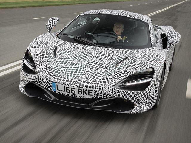 BP23 Hyper-GT: siêu xe nhanh như chớp của McLaren - Ảnh 1.