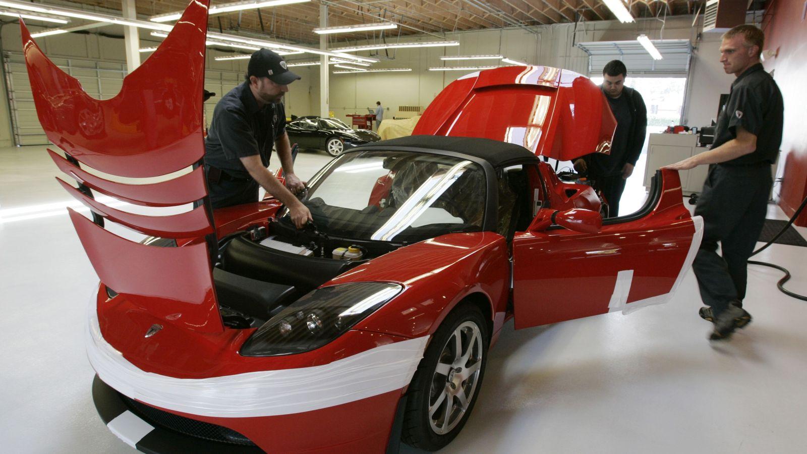 Xe được kết nối mạng sẽ giết chết cửa hàng sửa xe? - Ảnh 1.
