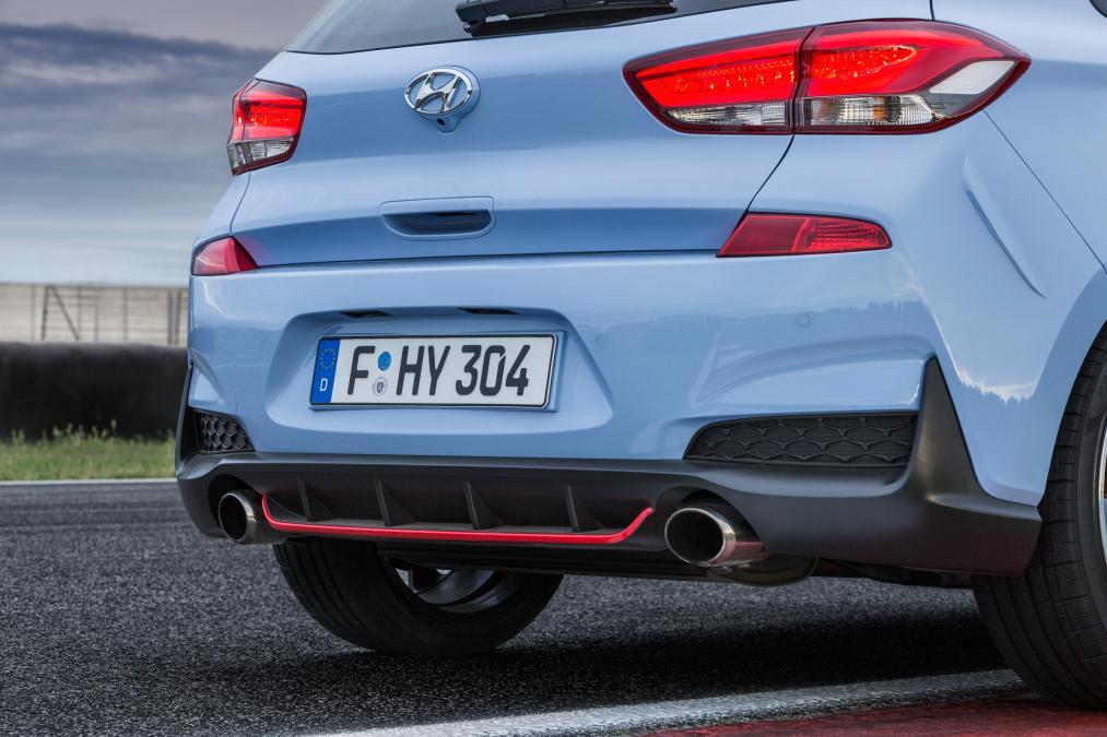 Ngắm i30 N - xe Hyundai đối thủ của Honda Civic - Ảnh 7.