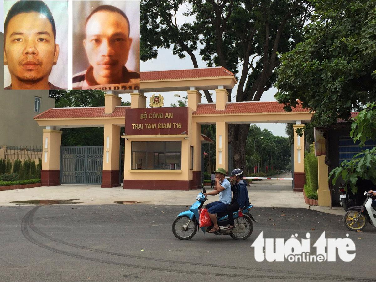 Hai tử tù trốn trại đang ở Quảng Ninh? - Ảnh 1.