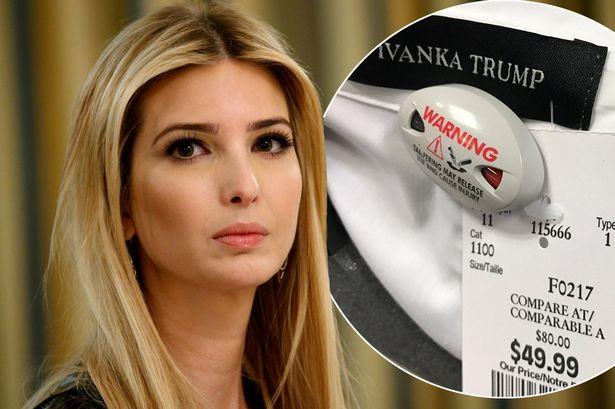 Chuyện làm ăn đầy bí ẩn của ái nữ nhà Trump - Ảnh 1.
