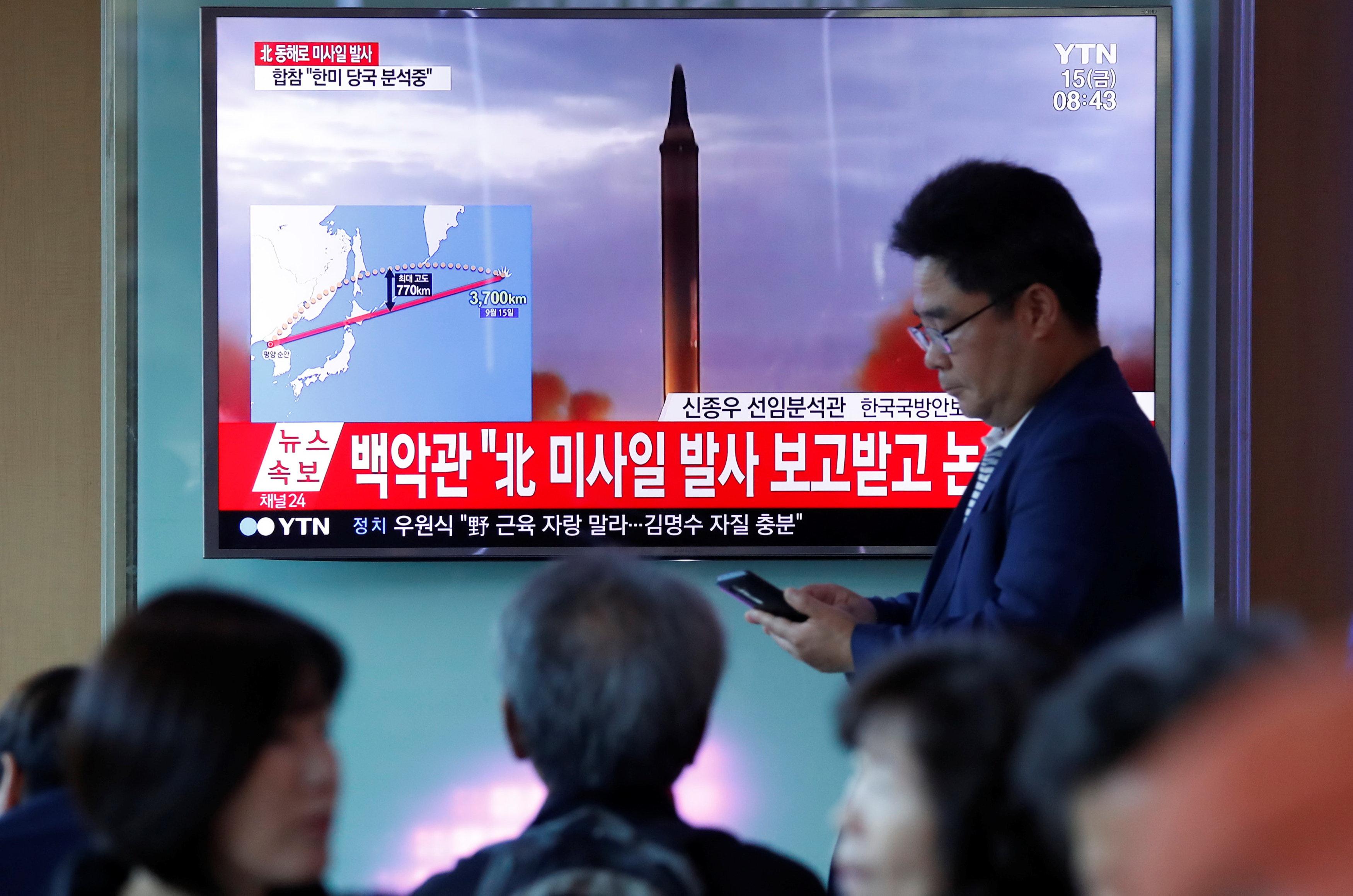 Mỹ lại bàn 'phương án quân sự' đối phó Triều Tiên - Ảnh 6.