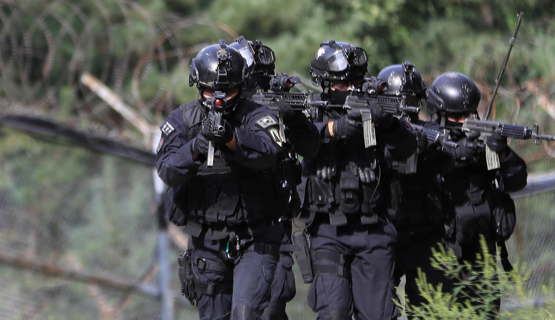 Mỹ lại bàn 'phương án quân sự' đối phó Triều Tiên - Ảnh 1.