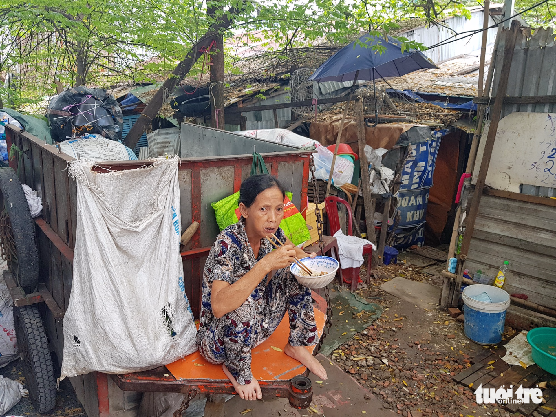 Hồ sơ Đời... rác - Kỳ cuối: Ký ức đất Sở Thùng ở Sài Gòn - Ảnh 2.
